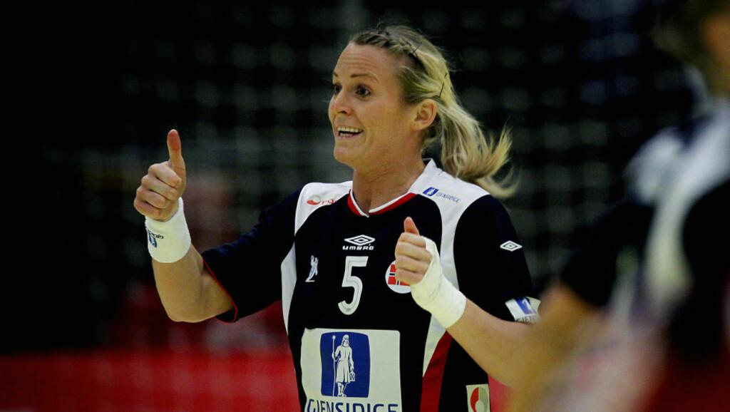 I FORM: Ida Alstad tror Norge tar Danmark i dagens kamp i firenasjonersturneringen i Bodø. Foto: Bjørn Langsem, Dagbladet
