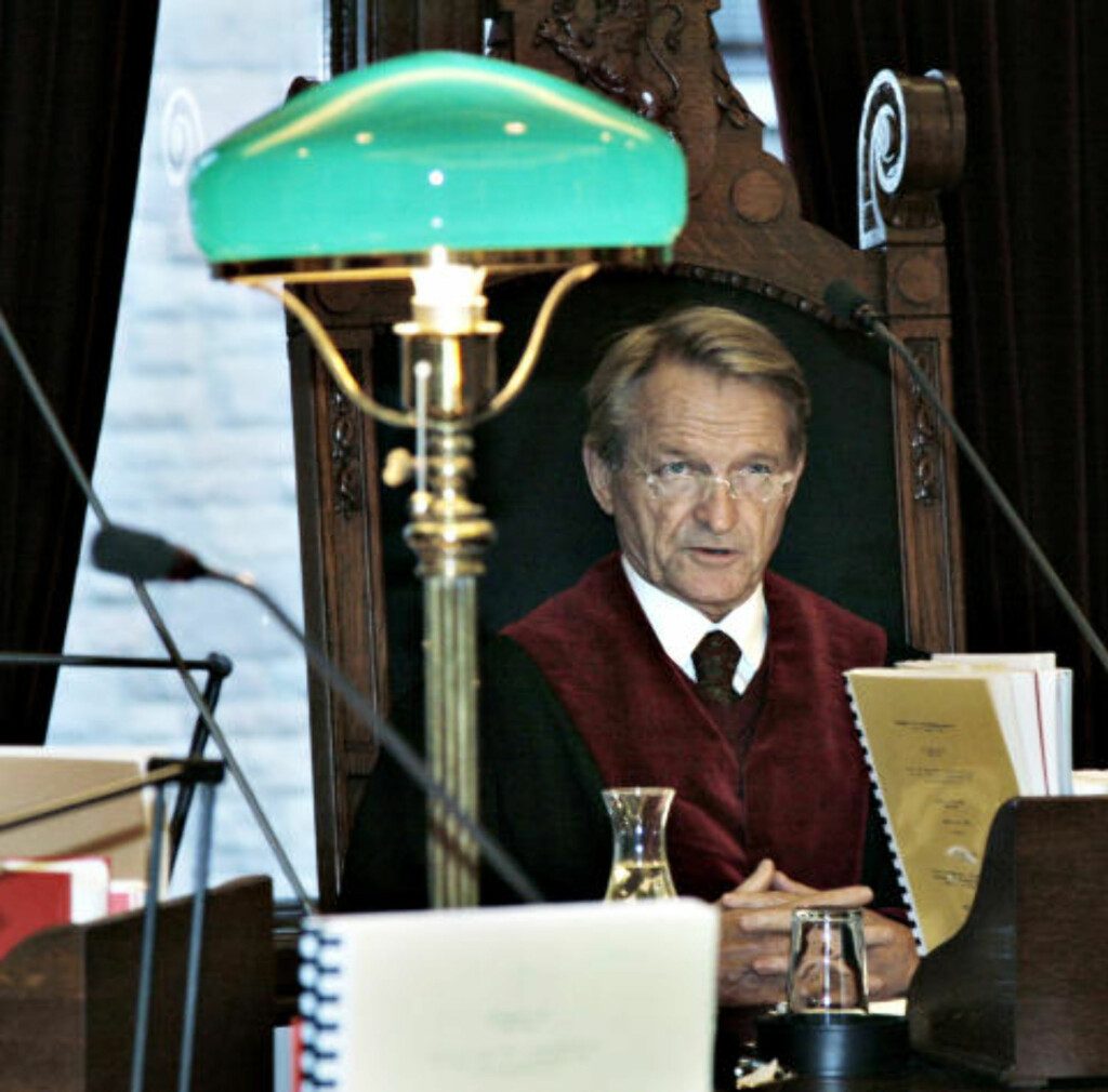 LEDET HYSJTJENESTEKOMMISJON: Ketil Lund ledet den store granskingskommisjonen som undersøkte de hemmelige tjenestene på begynnelsen av 90-tallet. Foto: Lars Eivind Bones/Dagbladet