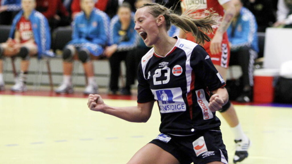 I SLAG: Camilla Herrem hadde i Møbelringen Cup en uttelling som var opp mot det hun hadde i VM i fjor. Foto: Gorm Kallestad/SCANPIX