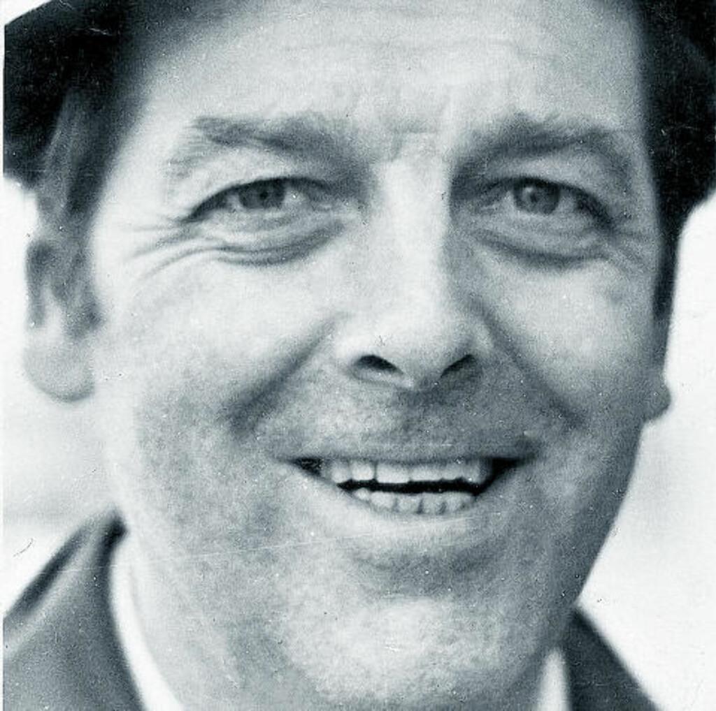 DREPT: Ronald Ramm - som ble drept utenfor Larvik i 1995. FOTO: Privat