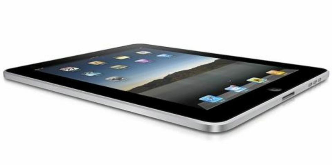 NY SKJERM? Skjermen på iPad er god, men retinaskjermen på iPhone 4 er bedre. Ser vi en stor retinaskjerm på nye iPad 2?