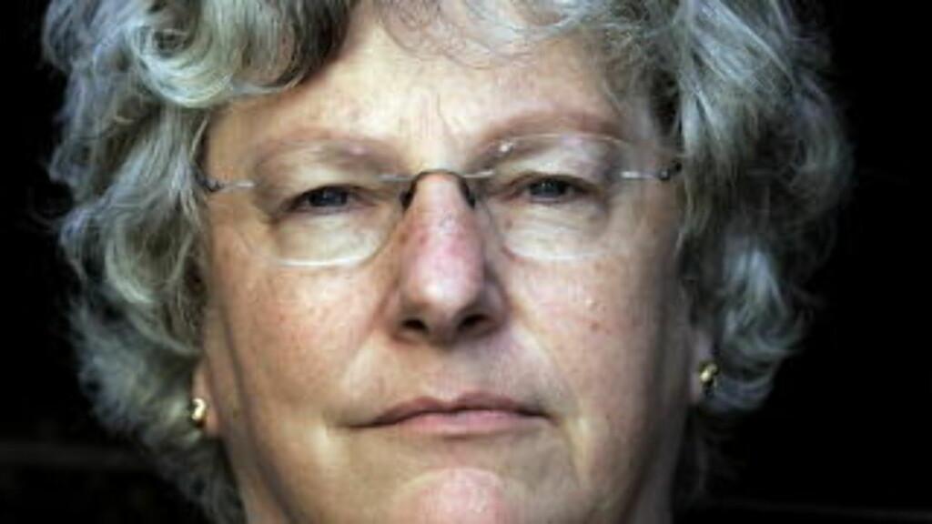 Bekymret: Tidligere leder av Rettsmedisinsk kommisjon, Randi Rosenqvist, er bekymret for kommisjonens uavhengighet. FOTO: HENNING LILLEGÅRD/DAGBLADET.
