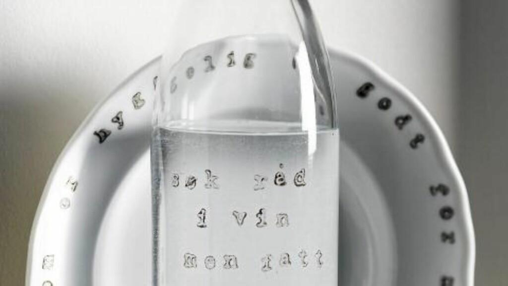 "TIPS: Mange tøffe alfabetstempler kan også bestilles på nettet, søk etter ""rubber stamps alphabet"" eller ""alfabet stempel"". FOTO: Margaret M. de Lange"