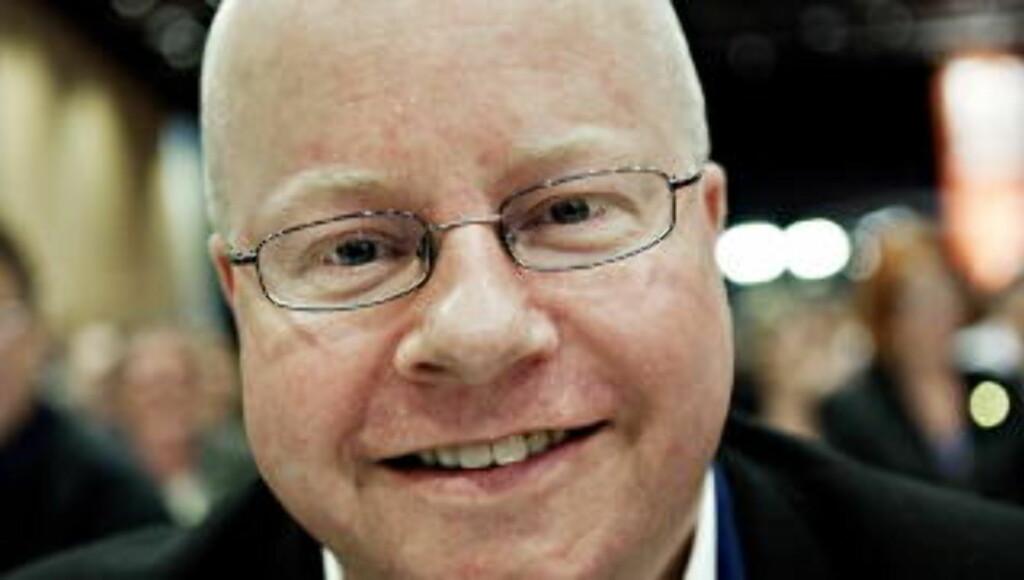 - FØRT BAK LYSET:  Frps Morten Høglund mener Norad har ført Norge bak lyset. Foto: Nina Hansen / Dagbladet
