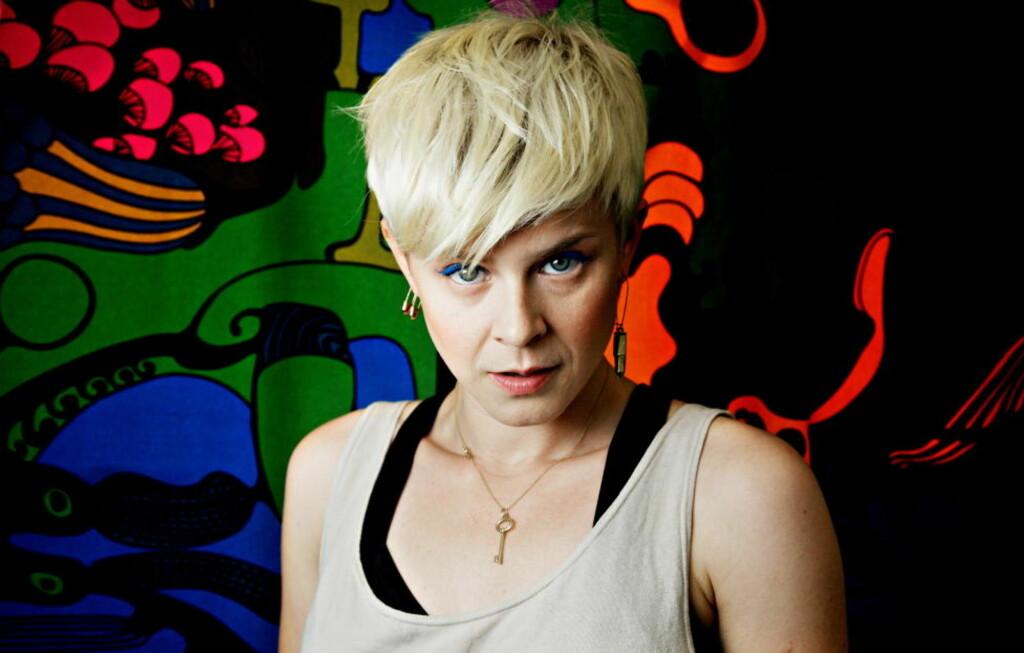 FAVORITT: Robyn har fått strplende kritikker i Norge, både for sine konserter og sine plater. Nå er hun snart tilbake. Foto: Eirik Helland Urke