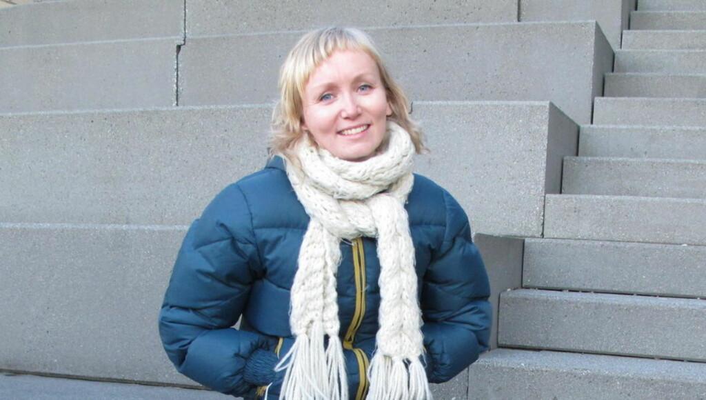 SUKSESS: Linda Skipnes Strand har drevet Bergen Jazzforum med stor suksess i fire år, blant annet med Bajazz, jazzformidling til barn. Nå overtar hun som daglig leder for Nasjonal jazzscene i Oslo.