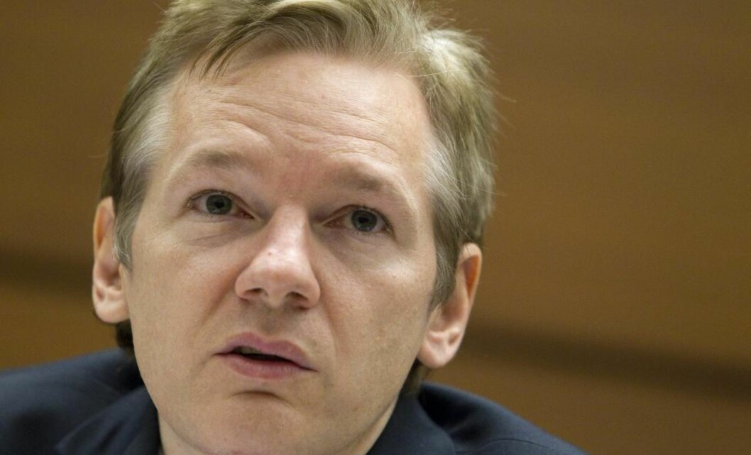 ETTERLYST: WikiLeaks-sjefen Julian Assange kan bli pågrepet allerede i dag. Foto: AP Photo/Salvatore Di Nolfi, Keystone
