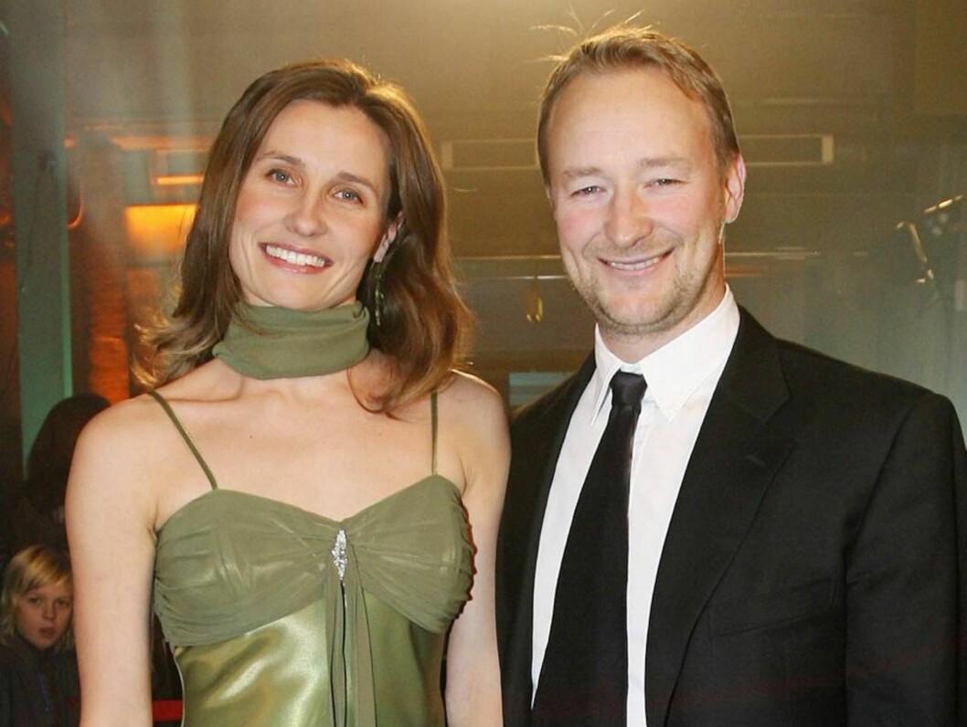 PAR 12: Tidligere alpinist Kjetil Andrè Aamodt og hans kjæreste, ballettdanser Stine Østvold, er begge aktive innen hvert sitt felt. Mens han har trent alpint hele livet, danser hun for Operaen.