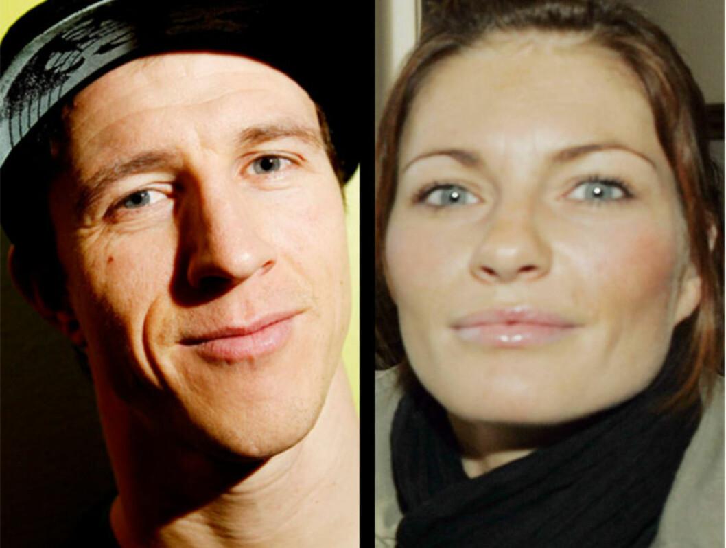 PAR 19: Selv om snowboardkongen Terje Håkonsen og håndballdronningen Mia Hundvin har to barn, er de fortsatt svært aktive begge to.