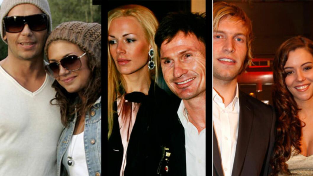 SPREKE PAR: Hvem av Norges mange kjendispar er aller sprekeste?