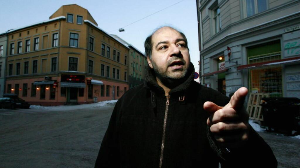 OPPLYSNING: Det er kjipt når selverklærte opplysningstilhengere som Walid al-Kubaisi ender med å nøre opp under frykt for det fremmede, i stedet for nettopp å opplyse, skriver kommentator Karianne Bjellås Gilje. Foto: Henning Lillegård/Dagbladet