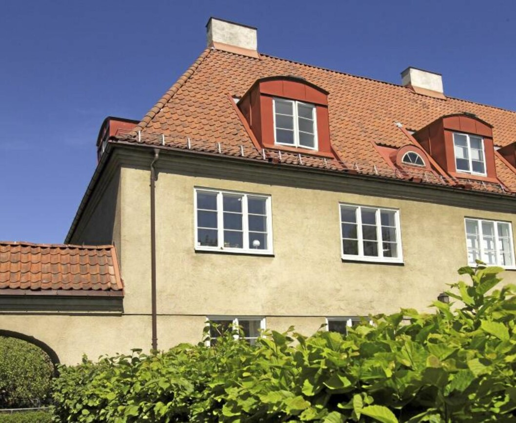 ULLEVÅL HAGEBY: Ullevål Hageby (1915-22) ble tegnet blant annet av den idealistiske og dyktige arkitekt Harald Hals. Det er Norges største og vakreste eksempel på kommunal boligbygging, skriver Arne Gunnarsjaa  i Norges Arkitekturhistorie.  Foto: Espen Grønl