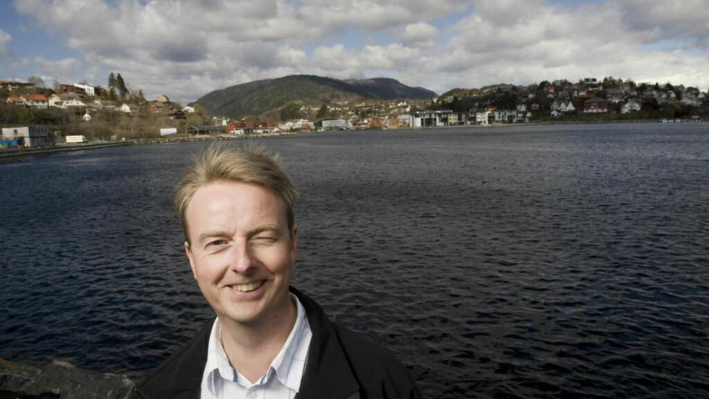 BLIR HJEMME: Flystreiken i Spania har i dag hindret Os-ordfører Terje Søviknes å komme seg til Lancarote. Foto: Tor Erik H. Mathiesen