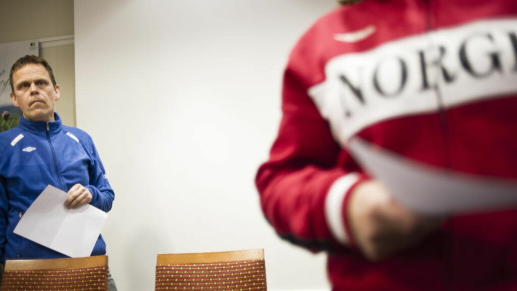 KAN TA MED SEG ALLE: Landslagssjef Thorir Hergeirsson kan ta med seg hele troppen til EM-kampene. Foto: ALEKSANDER ANDERSEN/SCANPIX