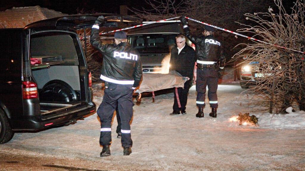 HUSKER INGENTING: Politiet mener den siktede 28-åringen er drapsmannen, men siktede selv sier han ikke husker om han har vært på åstedet en gang.  Foto: Lars Eivind Bones / Dagbladet