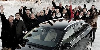 image: Dette er Årets bil i Norge 2011