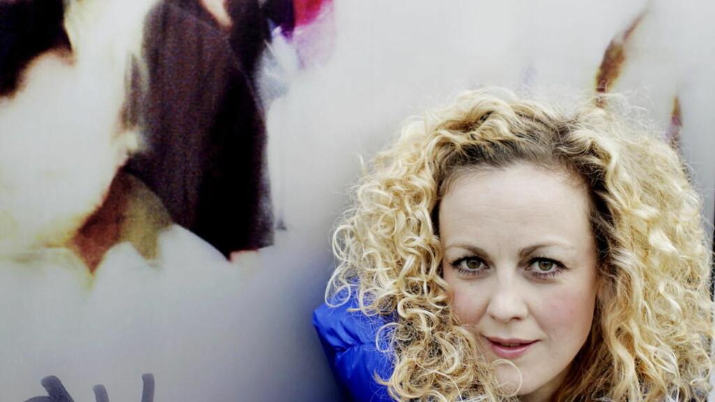 TAKKET NEI: Skuespiller Marian Saastad Ottesen takket nei til rollen som Marit i Himmelblå. PR-eksperter mener det var et dumt valg. Foto:Mette Møller