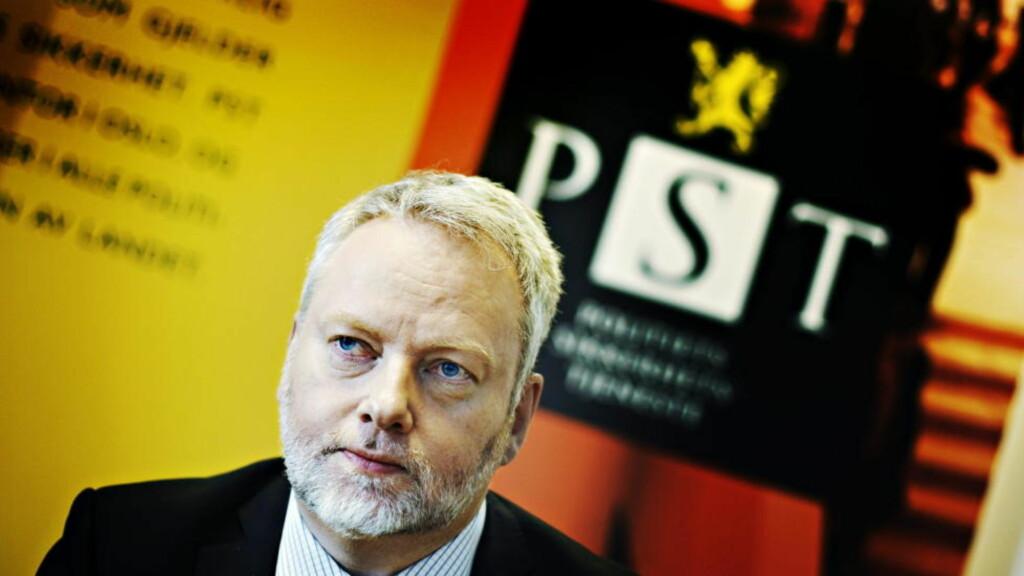 - BLE UTSATT FOR PRESS: Ifølge Wikileaks-dokumenter ble tidligere PST-sjef Jørn Holme utsatt for press for å få på plass terroravtale. Foto: Frank Karlsen / Dagbladet