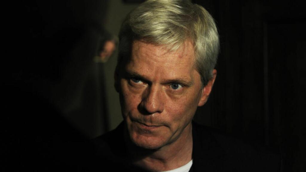 - UHØRT: Wikileaks-talsmann Kristinn Hrafnsson mener USA driver med et konsentrert angrep mot Wikileaks ved å legge press på ulike tjenesteleverandører som PayPal og Amazon. Foto: Reuters/Paul Hackett/Scanpix