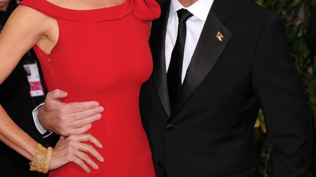 SKAL SKILLES: Kilder hevder forholdet mellom Carey Lowell og Richard Gere er over, og at paret har planer om skilsmisse. Foto: All Over Press