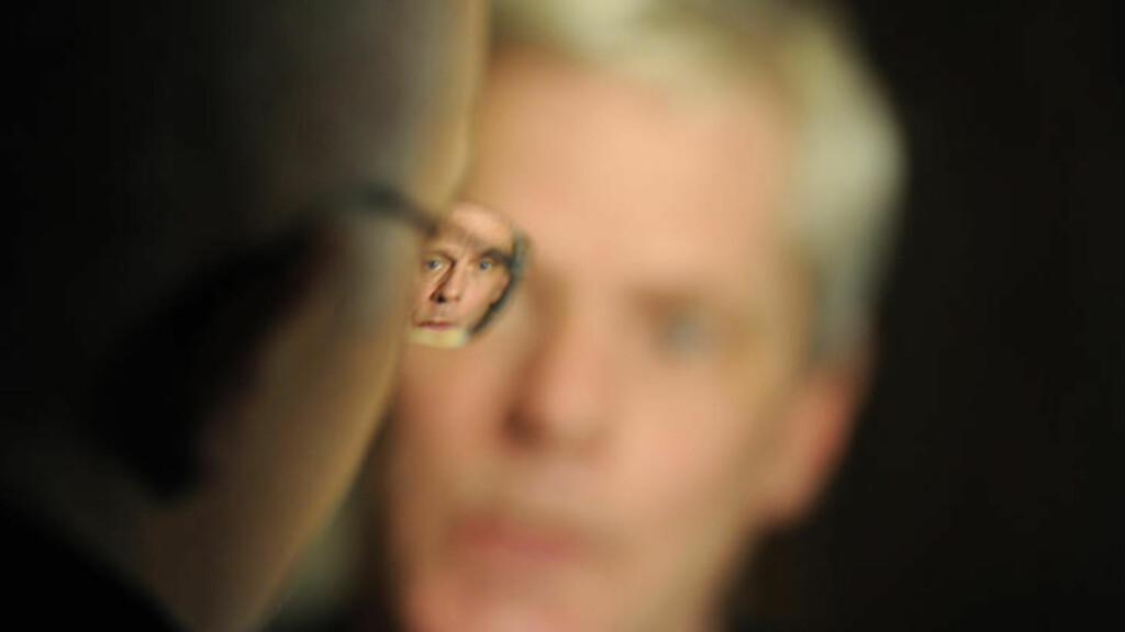 - PÅVIRKER IKKE WIKILEAKS: Ifølge Kristinn Hrafnsson påvirker ikke arrestasjonen av grunnlegger Julian Assange det Wikileaks driver med. Foto: Reuters/Paul Hackett/Scanpix