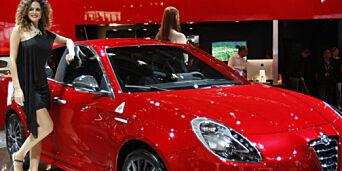 image: Lekre Giulietta nummer fire i Årets bil