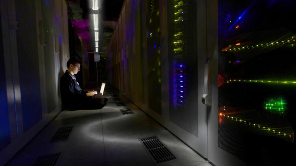 WIKILEAKS-VERT? Nettoperatøren Bahnhof i Sverige, med forbindelser til det svenske Piratpartiet, sies å være en av vertene for Wikileaks' database. Nå går verdens nettpirater i krigen for Wikileaks, sammen med resten av nettets undergrunn. Foto: BAHNHOF