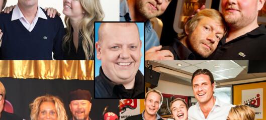 Siste sjanse - stem på din favoritt til «Årets Radionavn»!