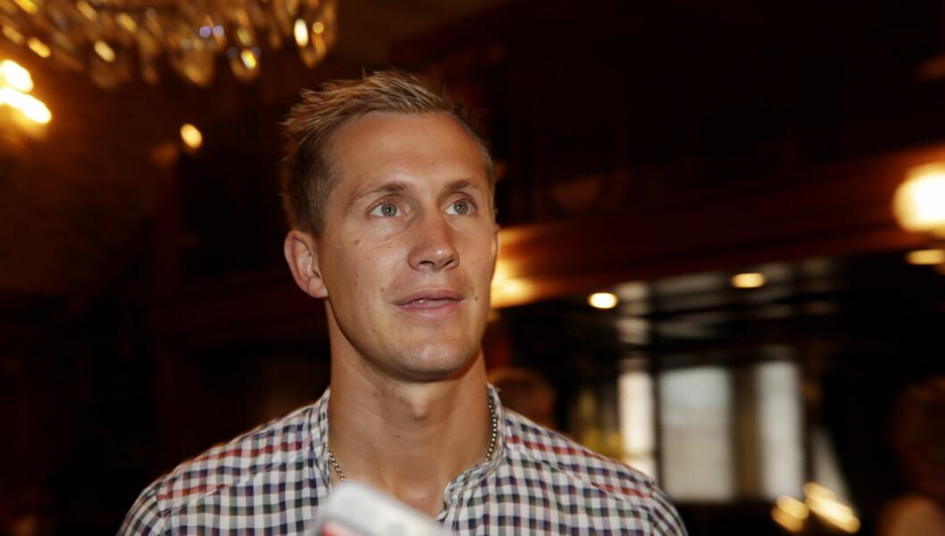 FLYTTER FRA ENGLAND: Etter ni år som fotballproff i England, flytter Morten Gamst Pedersen til tyrkisk fotball. Foto: NTB scanpix