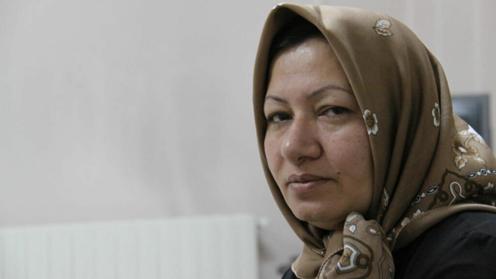 DØMT TIL DØDEN: Sakineh Mohammadi Ashtiani er dødsdømt for utroskap. Foto: PRESS TV/REUTERS
