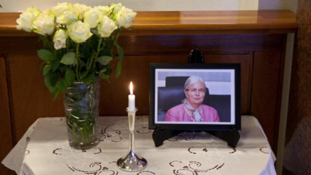 ETTERFORSKES: Det førte til splittelse i familien da Ellen Ugland arvet 45 prosent av Ugland-konsernet etter Johan Jørgen Uglands død i mars. Mandag denne uken døde Ellen Ugland, 57 år gammel. Politiet etterforsker dødsfallet som mistenkelig. FOTO:TORBJØRN BERG / DAGBLADET