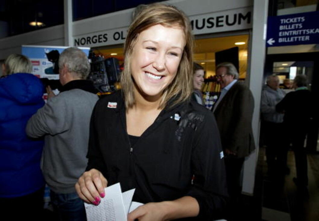 <strong>BEDRE ANGREPSSPILL:</strong> Marit Malm Frafjord mener de har fått orden på det etablerte angrepsspillet. Foto: GORM KALLESTAD/SCANPIX