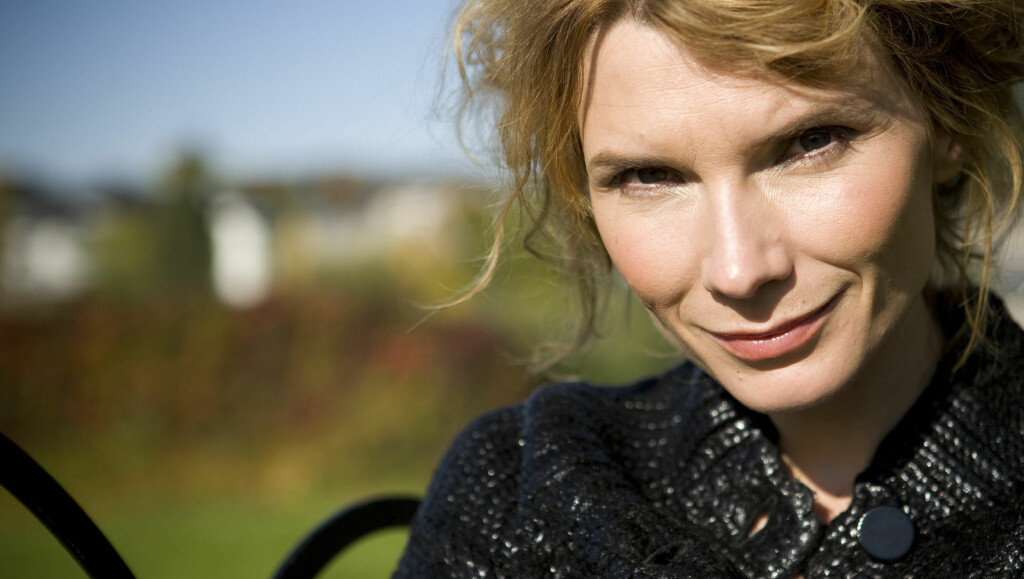 FLYTTER TILBAKE TIL NORGE: Etter ti år i Danmark har Herborg Kråkevik og hennes familie bosatt seg i Oslo. Foto: SCANPIX