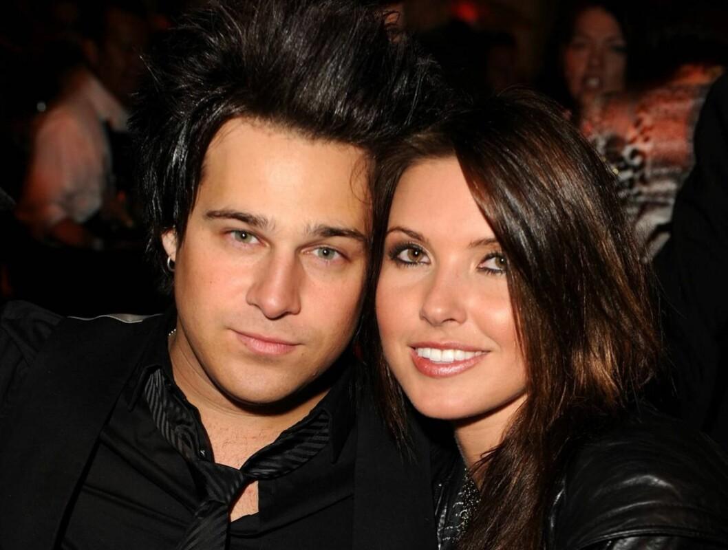 SLO OPP FORAN KAMERA: Audrina Patridge vraket kjæresten Ryan Cabrera fordi hun ikke stolte på at han ville være trofast når han i sommer drar på rocke-turné. Foto: All Over Press