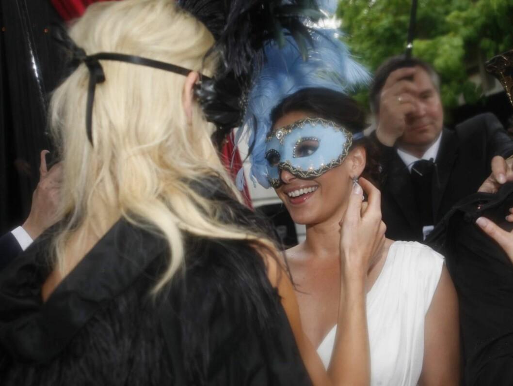 CELEBERT: Pia Tjelta var blant de mer celebre gjestene.