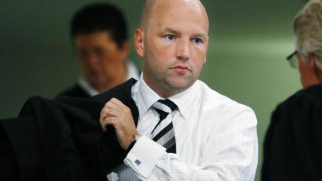 - STOLT: Krekars advokat, Brynjar Meling.  Foto: ERLING HÆGELAND/Dagbladet
