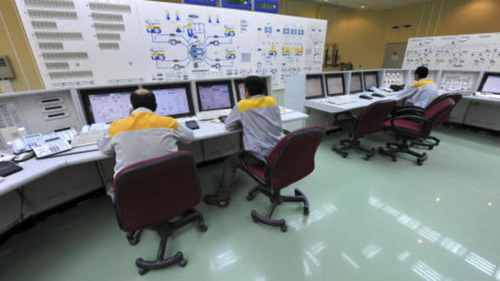 - IKKE RAMMET: Iran nektet for at atomprogrammet er rammet av viruset da det ble kjent at over 30 000 maskiner var infisert tidligere i år. Foto: AP