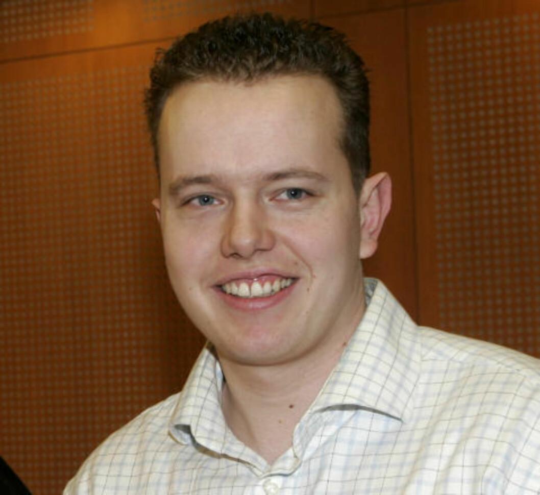 DØMT: Daniel De Linde ble dømt til fengsel i tre år og to måneder. Arkivfoto: SCANPIX