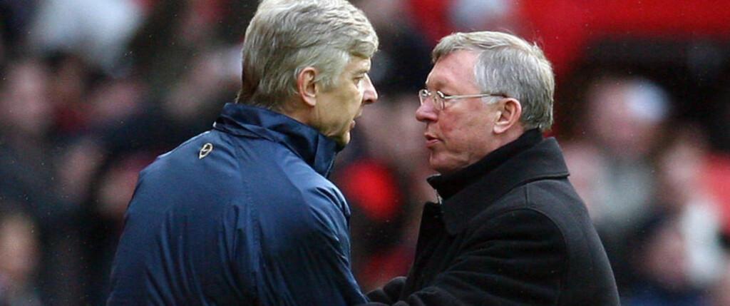 FOR PYNTELIG: Ipswich-manager Roy Keane ønsker seg tilbake til tida da Arsene Wenger og Alex Ferguson var mer i tottene på hverandre enn de er nå om dagen.Foto: SCANPIX/AFP/PAUL ELLIS