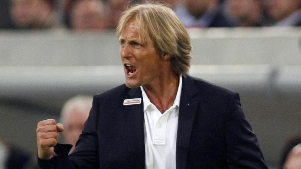 KLAR FOR NYE EVENTYR: Jørn Andersen har fått trenerjobb igjen - 18 måneder etter at han fikk sparken i Mainz. Greske Larissa blir neste stoppested for norsktyskeren.Foto: SCANPIX/REUTERS/Ina Fassbender