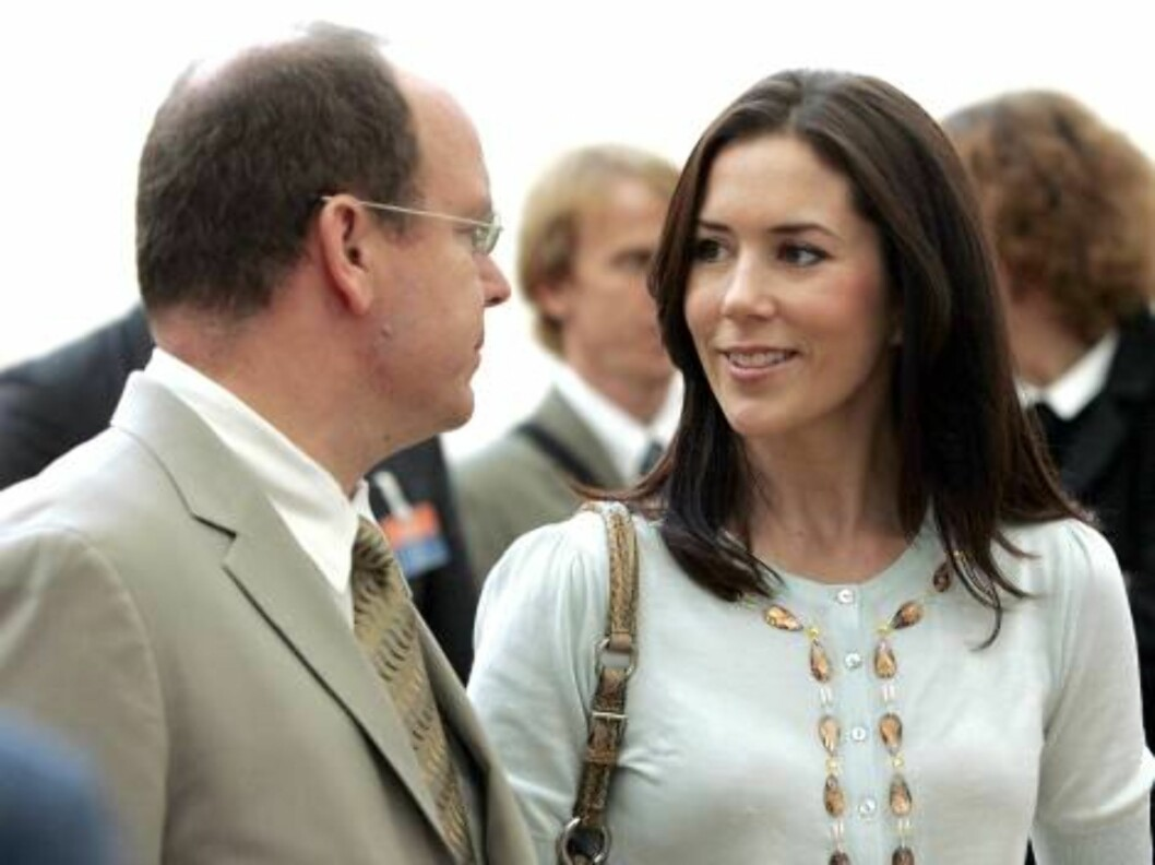 Crown Princess Mary of Denmark attends the SIlver Wedding Anniversary Celebrations of Grand Duke Henri & Grand Duchess Maria-Theresa of Luxembourg. Lunch & reception at the Museum of Art. Picture: UK Press Foto: All Over Press