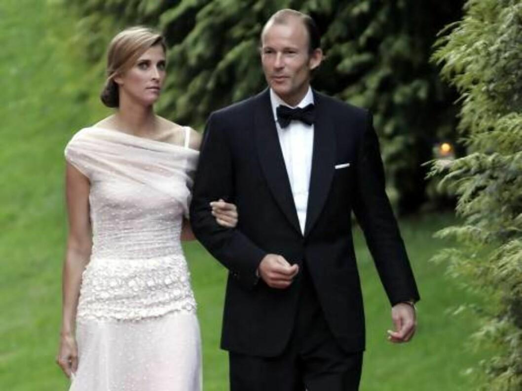 <strong>SNART EKSMANN?:</strong> Prinsesse Rosario og hennes ektemann Kyril blir sjeldent sett sammen den siste tiden. Foto: All Over Press