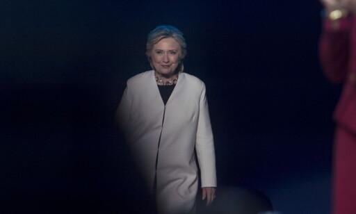 FAVORITT: Vinner Hillary Clinton Florida har hun tatt et lang steg mot Det hvite hus. Foto: Øistein Norum Monsen / Dagbladet