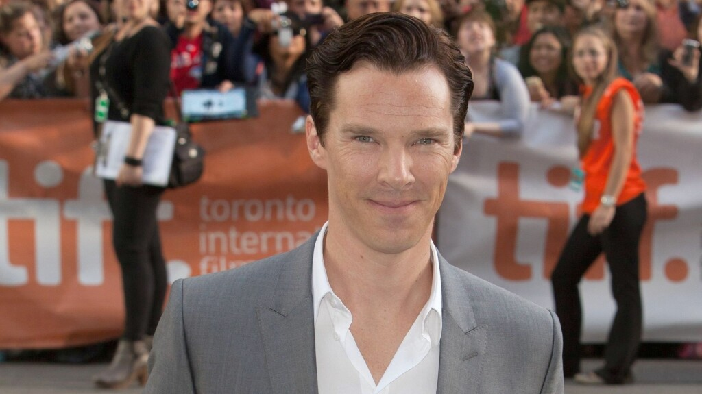 KIDNAPPET: Benedict Cumberbatch opplevde sitt livs største mareritt da han ble kidnappet på ferietur med to kamerater i Sør-Afrika. Foto: REX/MediaPunch/All Over Press