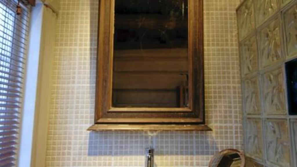HEFTIG KONTRAST: I badet møter gamle byggetradisjoner moderne impulser.  FOTO: Nils Petter Dale