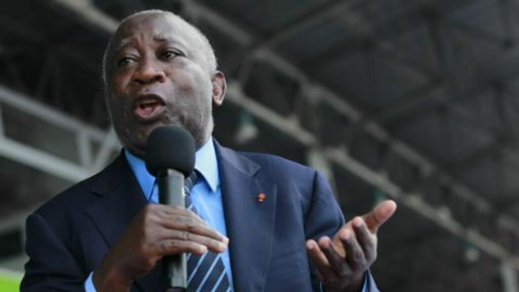 TAPTE VALGET:  President Laurent Gbagbo. Foto: SCANPIX/EPA/NIC BOTHMA