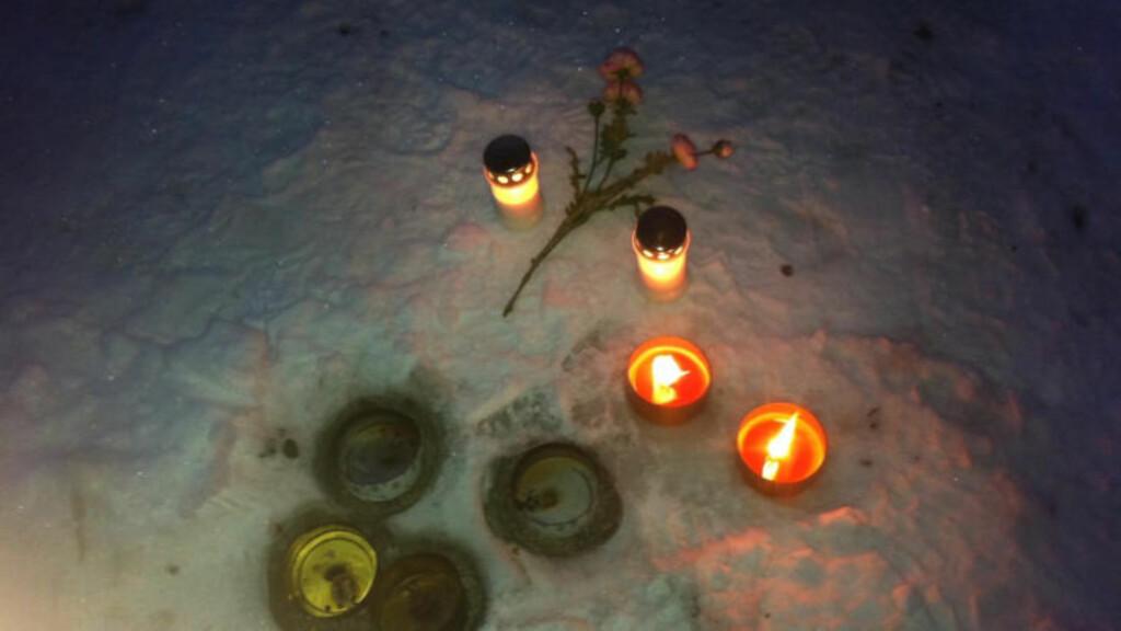 SJOKK: Flere venner av avdøde og siktede Dagbladet har snakket med, forteller at de er i sjokk etter det som har skjedd. Laukvik er ei lita bygd med bare 500 innbyggere, der alle kjenner alle. Foto: Lisa Nøtnes