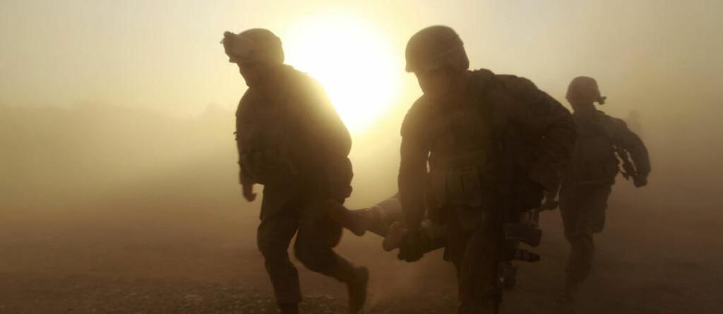 FORVERRING:Ifølge et FN-kart har situasjonen forverret seg i Afghanistan, spesielt i nordøst-områdene i landet. Samtidig viser de at situasjonen er omtrent uforandret i sør. Foto: REUTERS/Peter Andrews