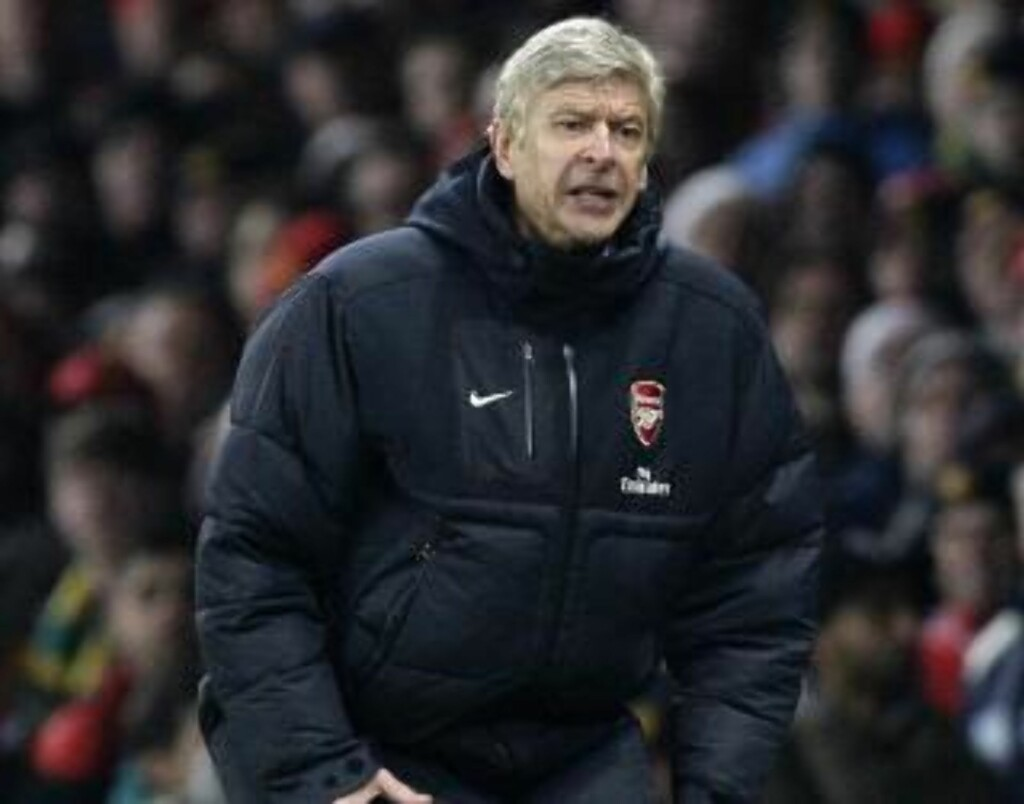 OPTIMIST: Arsene Wenger er optimist før kveldens storkamp. Foto: AP Photo/Jon Super