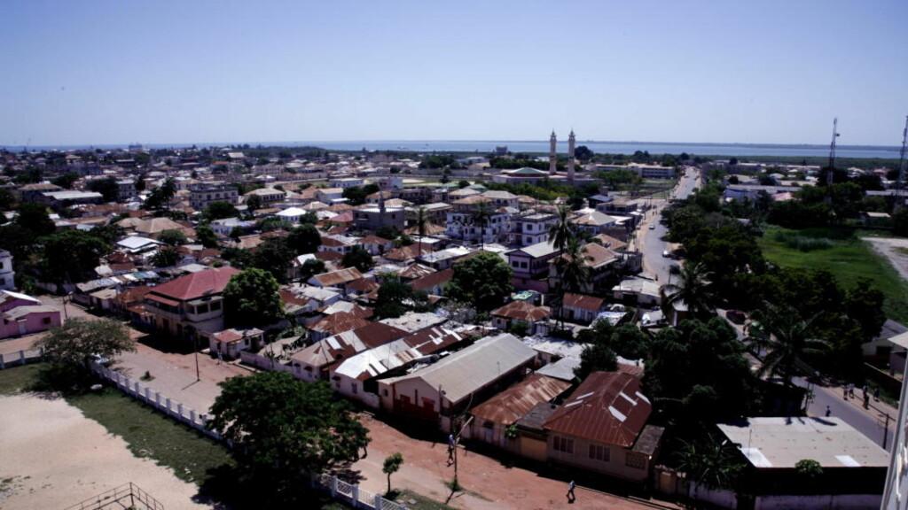 GAMBIA: I byen Banjul i Gambia, sitter en 45 år gammel nordmann i arresten, etter å ha innrømmet å ha begått seksuelle overgrep mot barn. De siste årene har man sett en økning av denne typen kriminalitet i det afrikanske landet.   Foto:  Eivind Pedersen / Dagbladet